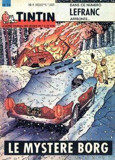 Le Journal de Tintin - Edition Belge - N°  918 - 1964-16 - Mardi 21 Avril 1964 - Couverture : Jacques Martin