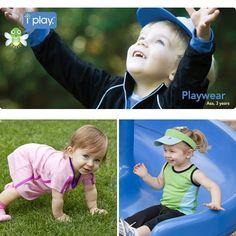 UV Protection ~ i play. ~ UPF 50+ Playwear
