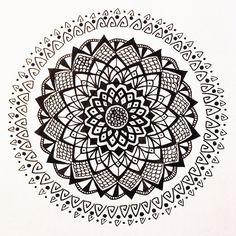 Sunflower Circus - Mandala Design by Zentaurius