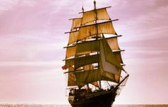 Sail from the entrance to the Great Barrier Reef down to Brisbane on a Magnificent Tall Ship | Classic Sailing