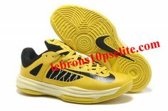 huge discount 0bcb3 64f2f Buy Discount Mens Nike Hyperdunk Low Vivid Sulfur Electric Yellow Black  54671700 For Sale