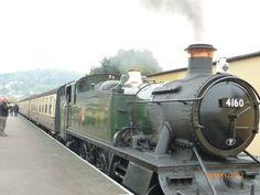 Minehead steam railway station  England Overseas Travel, Us Travel, Family Travel, Holiday Day, Holiday 2014, Steam Railway, Travel Memories, Days Out, Romantic Travel