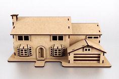 small wooden houses - Buscar con Google