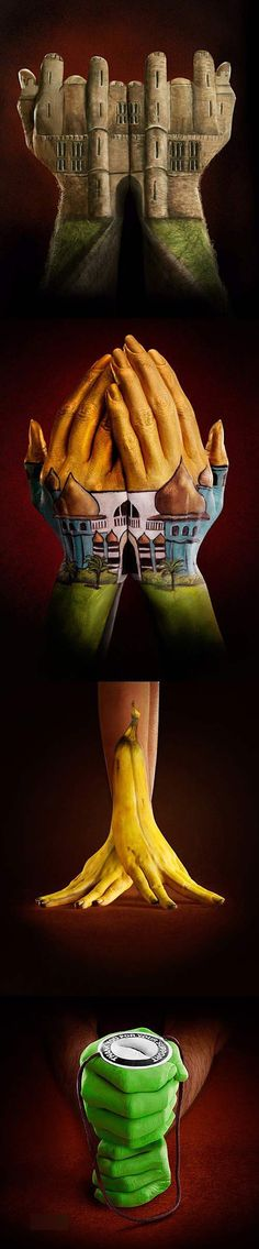 You won't believe this awesome hand art!...