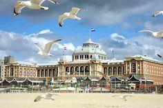 Der Stadtstrand von Den Haag liegt in Scheveningen. Das einstige Fischerdorf hat sich zum größten Seebad der Niederlande entwickelt (Foto von: Michael Zegers / Look-foto)