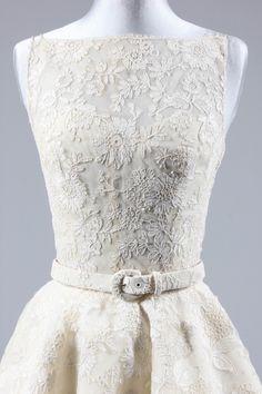 Audrey Hepburn's Oscar gown, bodice