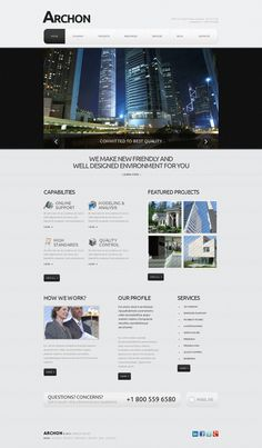 Cws Architecture Website  We Are Pixel Designed And Developed A