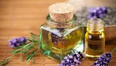 DIY: Herbal Hot Oil Treatment.  Choose your herb for color enhancing, strengthening, moisturizing or stimulating hair grow!