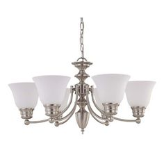 Brianne 6-Light Chandelier