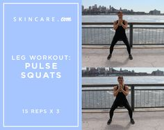 3 Leg Workouts For Toned-Looking Legs | Powered by L'Oréal