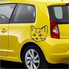 Chat, Chats ,ca.30 cm Mod.Nr. 2 autocollant Vinyle Décalque sticker pegatina ,voiture,Stickers, auto car tuning racing – MADE IN GERMANY –