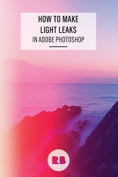 Discover how to make your photographs all the more beautiful with after-the-fact light leaks in Adobe Photoshop. Add soft gradients in warm or cool colors to give a scene a whole new feel—find out how on the Redbubble.com blog.