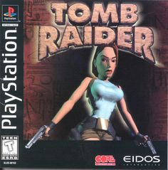 Play Tomb Raider Greatest Hits ROM on Playstation Tomb Raider 1, Tomb Raider Cosplay, Tomb Raider Lara Croft, Playstation, Classic Video Games, Retro Video Games, Ever After High Games, Sword Art Online Wallpaper, V Games