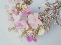 Crown, Jewelry, Fashion, Fascinators, Brides, Moda, Corona, Jewlery, Bijoux