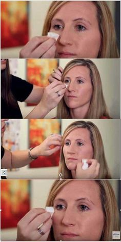 Makeup Tips and Tricks For Anti-Aging and To Help Make Wrinkles Around Your Mouth And Eyes Disappear! Tutorials And Step By Step Skin Care Routines.
