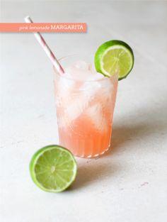 pink lemonade margarita Perfect for my bridal shower ;)
