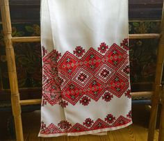 Vintage Original Ukrainian Needlework Towel/Embroidery от MAChic