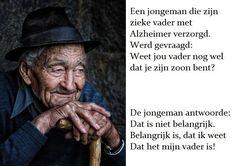 Omgaan met dementie 3A - Smartschool