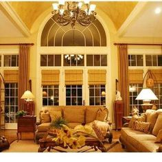 Living Room Arch Window Treatments Design, Pictures, Remodel, Decor and Ideas - page 237