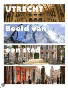 Boek: Utrecht beeld van een stad