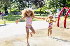 Dallas Spray Parks - Where to Stay Cool in Dallas - Free Things to do in Dallas - Free Summer Things to do - Dallas Spray Grounds