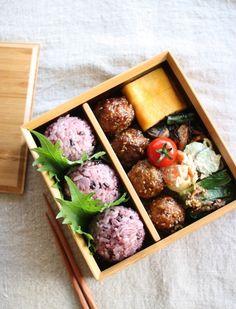 Bento Kids, Bento Box Lunch, Bento Recipes, Lunch Box Recipes, Japanese Lunch Box, Japanese Food, Cute Food, Food Presentation, Food Design