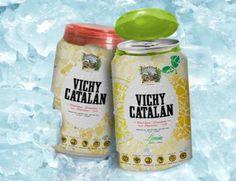 La compañía de aguas minerales envasadas presenta una novedad absoluta en el mercado español: el nuevo Vichy Catalán en lata. Se trata de la única marca del país que envasa este tipo de bebidas en este formato; más cómodo y fácil de reciclar. La premisa de la empresa es llegar con el nuevo producto allí donde el vidrio no llega.