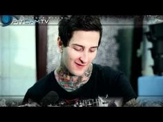 Mitch Lucker - Suicide Silence I literally started crying when he was talking about Kenadee...