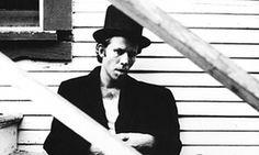 Tom Waits photographed by Anton Corbijn in 1983