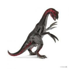 Therizinosaurus  $24.99 Therizinosaurus    Of all animals that ever lived on earth, the Therizinosaurus probably had the longest claws. Dimensions: 7.68 x 5.31 x 7.68 inch (W x D x H)