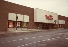 Woolco store on Main St, Galt Cambridge.