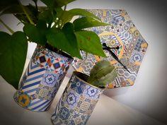 Planter Pots, Creations, Diy, Decoration, Blog, Canning, Recycling, Handmade, Bricolage