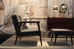 Moooi salon du meuble de Milan 2014 via savona zio lounge chair marcel wanders