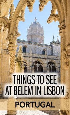 If you're looking for the best things to do in Lisbon, start at Belem. This Lisbon neighbourhood has some of the city's most famous sites and important Portuguese landmarks. I've put together this one day guide for the best things to see in Belem.
