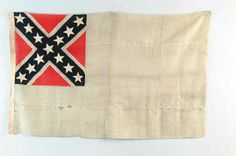 2nd national Confederate States of America flag.