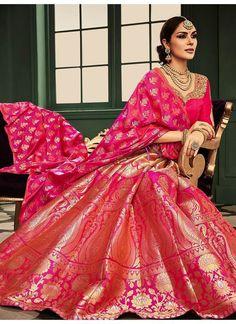 Designer Bridal Lehenga, Indian Bridal Lehenga, Indian Bridal Outfits, Indian Bridal Fashion, Indian Designer Outfits, Wedding Outfits, Wedding Wear, Wedding Reception, Dream Wedding