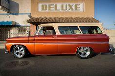 65 Chevy Suburban..
