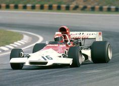 #16 Niki Lauda (A) - BRM P160C (BRM V12) 8 (13) Marlboro BRM