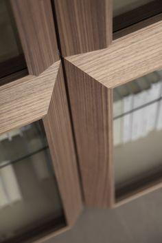 Kvadro | LIBRERIE - IT door detail