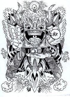 Les illustrations de Iain Macarthur ! | HouHouHaHa