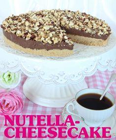 Nutellacheesecake - Hebakat