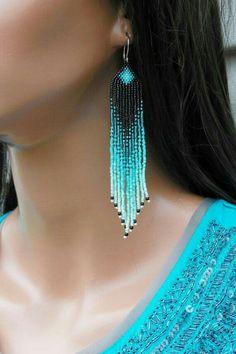 Gradasi beads earing