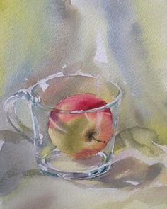 Galina Gomzima #watercolorarts
