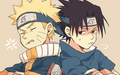 Naruto y Sasuke 🍜. Naruto And Sasuke, Naruto Shippuden Anime, Sakura And Sasuke, Anime Naruto, Sasunaru, Narusasu, Wallpapers Naruto, Naruto Wallpaper, Anime W