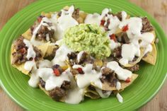 sunday night nachos. this website has TONS of great recipes i need to go back and look at too!