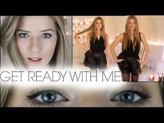 Get Ready With Me: Fall Makeup & Outfit for a Concert! ♡ - YouTube