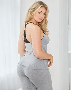 judie-plus 1114 web judie-gray-comfy-sleepwear-racerback-pajama-for-. Big  Size ... de1cb8ee2