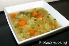 Soupe au chou {light}