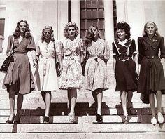 1940s Gals