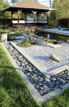 Traditional japanese plants Japanese Zen Garden Backyard Inspiring small japanese garden design ideas 45 Has Japanese Minimalism Replaced Its Scandinavian Counterpart? Asian Garden, Japanese Garden Style, Chinese Garden, Japanese Gardens, Japanese Garden Lighting, Zen Garden Design, Landscape Design, Zen Rock Garden, Zen Design